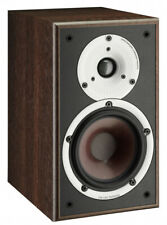 Dali Spektor 2 walnuss Paarpreis HiFi Kompakt Lautsprecher Regal Tisch Surround