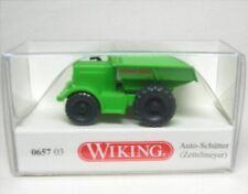 Auto-Schlütter (Zettelmeyer) - Wimo Bau (grün)