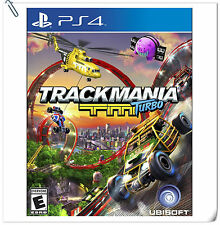 PS4 Trackmania Turbo SONY PlayStation Ubisoft Racing Games