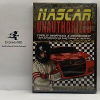 (RG) Nascar Unauthorized DVD Factory Sealed Free US Shipping
