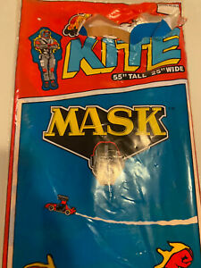 MASK Kite Used Great Condition