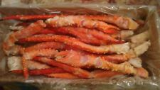 TEN POUNDS (10 LBS) ALASKAN KING CRAB LEGS  SIZE 9-12- FULLY COOKED - FROZEN