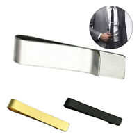 1PC Business Wedding Jewelry Necktie Clasp Tie Clip Men Clothing Accessories