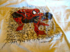 SPIDERMAN T-shirt 2XL Pre-Owned Comic Images vintage 1990