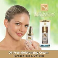 Oil Free Moisturizer Cream H&B Dead Sea Minerals, Mixed Oily Skin 50ml/1.76fl.oz
