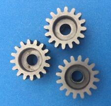 Novak 3-Pack 16T MOD 1 5mm Bore Hardened Steel Pinion Gears
