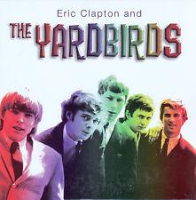 """CD ALBUM CARTONNE THE YARDBIRDS (ERIC CLAPTON)   """"FIVE LONG YEARS"""""""
