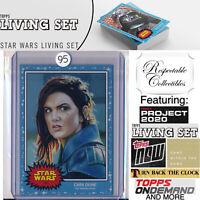 2020 Topps Star Wars Living Set - Card #127 Cara Dune - The Mandalorian