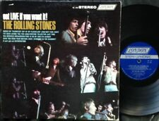 The Rolling Stones 1st Edition LP Vinyl Records