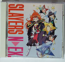 "Slayers N>Ex. (Nextra) "" Village darkness live "" Drama Cd Free Shippig! Japan"