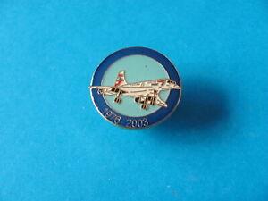 CONCORDE Aeroplane Pin badge. Enamel. Aircraft. VGC. 1976-2003. VGC Unused.