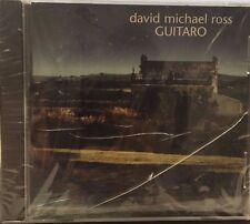 DAVID MICHAEL ROSS - GUITARO - 12 TRACK MUSIC CD - BRAND NEW - G210