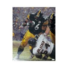 Jerome Bettis Autographed Pittsburgh Steelers 16x20 Photo - JSA COA