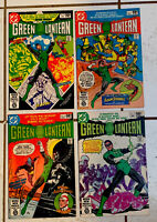 """GREEN LANTERN #136 to #139, (1981, DC)""""NEW"""" MINT CONDITION-STORED IN PLASTIC #7"""