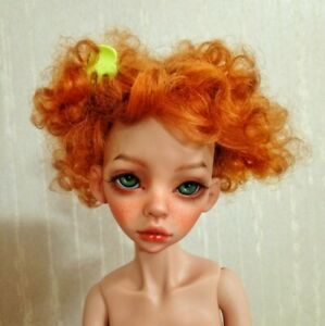 BJD SD Dolls Larina Beauty Girl 1/4 Doll Resin Free Eyes --Without Any Makeup