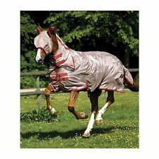 Horseware Mio Fly Rug - Bronce/navy 145
