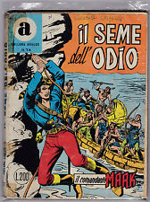 BONELLI IL COMANDANTE MARK IL SEME DELL'ODIO N°74 1972  L-5-228