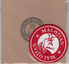 MALOJIAN - THE BROKEN DEER EP - CD promo + patch - Public Sector PS004 Cat Ma...