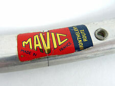 Mavic Rim Monthelery Route Tubular Single 32h 700C Vintage racing Bicycle NOS