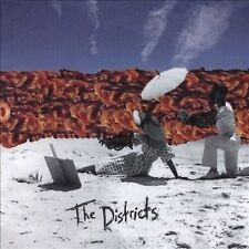 Districts By The Districts (Cd, Jan-2014, Fat Possum)
