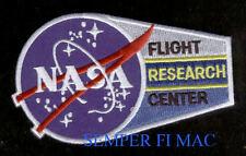 NASA DRYDEN EDWARDS AFB US AIR FORCE FLIGHT TEST CENTER PATCH USAF TEST PILOT