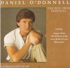 DANIEL O'DONNELL - The Boy From Donegal (UK 12 Trk CD Album)