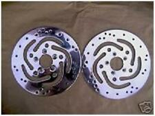 Harley Davidson softail deuce fatboy wheel discs brake rotors EXCHANGE