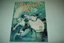 MARTIN HEL-N. 1-L'ISOLA CHE ASPETTA-EURA EDITORIALE-ANNO III-GENNAIO 1997-OT!