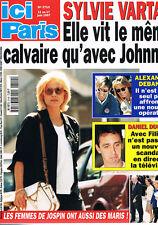 ▬► Ici Paris 2710 (1997) Vartan Ray Charles Béatrice Dalle George Clooney Bardot