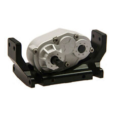 CNC Metal Transfer Case 73mm with Mount Holder for RC4WD D90 1:10 RC Crawler car