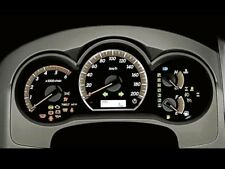 Toyota hilux instrument cluster odometer program, odo set, correction