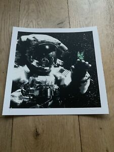 Martin Whatson Eternal Reflection Print - Edition Of 100 Double Stamped - Mint!!