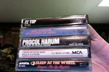 Cassette Lot #4- $2 per tape- bargain bin fun- various genres- some sealed