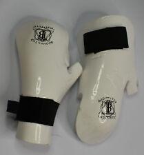 Macho Warrior Karate Sparring Gloves taekwondo martial arts Large White