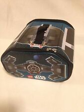 LEGO Star Wars ZipBin Storage Carrying Case PLAYMAT Mat TIE FIGHTER pad