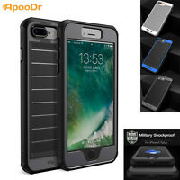 ApooDr Military Shockproof Bumper Case For Apple iPhone 7 / iphone 7 Plus