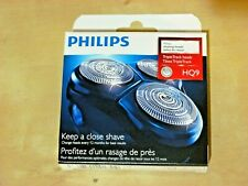 PHILIPS SHAVER HEADS HQ9 (3 Pieces *NEW, Genuine)
