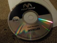 MAPTECH CHART NAVIGATOR INSTALLER CD - VERSION 5.04