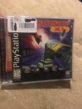 Wipeout XL (Sony PlayStation 1, 1996)