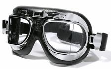 GAFAS PARA MOTO Gafas Gafas Piloto CROMO Gafas deportivas para HONDA BIKER