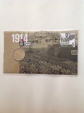 2014 - Australia - ANZAC CENTENARY OF WW1 PNC