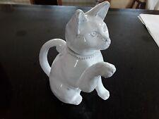 Setsuko Cat Teapot By Astier De Villatte