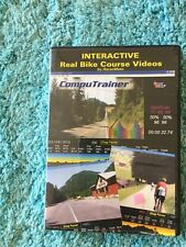 RacerMate Computrainer Interactive Real Bike Course Video-Ironman St. George