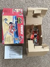 vintage mask m.a.s.k kenner Firefly action toy vehicle complete with box /Figure
