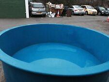 800 Gallon Fibreglass Koi vat/holdingtank/pond/Quarantine Tank