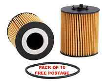TRANSGOLD Oil Filter R2591P HOLDEN ASTRA VECTRA JS ZC 1.8L 3.2L 2.6L 2.5L X 10