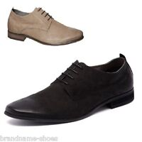 MENS JULIUS MARLOW GROWL BLACK BEIGE FORMAL CASUAL LACE UP DRESS MEN'S SHOES