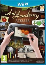 WII U-ART ACADEMY: ATELIER WII U (UK IMPORT) GAME NEW