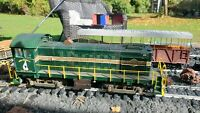 USA TRAINS R 22550X NORTH STRATFORD RR ALCO S4 SWITCHER LOCO W SOUND- USED