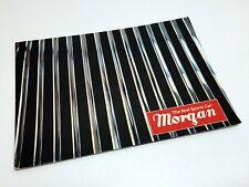 1984 Morgan Four/Four 1600 & Plus Eight Brochure
